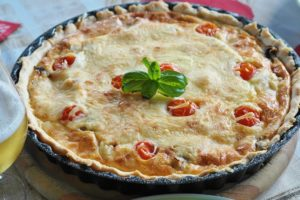 Can You Freeze Quiche?