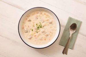 Can You Freeze Clam Chowder?